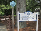 Bakers Creek Greenway/ 8th Street Greenway