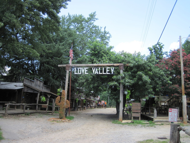 Visit the Town of Love Valleylove valley town