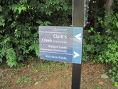 Clark's Creek and Mallard Creek Greenway